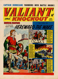 Cover Thumbnail for Valiant and Knockout (IPC, 1963 series) #22 June 1963