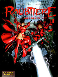Cover Thumbnail for Raubtiere (Carlsen Comics [DE], 2002 series) #3