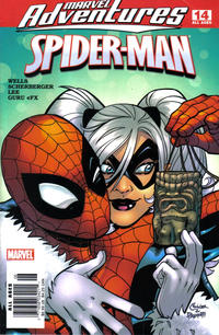Cover Thumbnail for Marvel Adventures Spider-Man (Marvel, 2005 series) #14 [Newsstand Edition]
