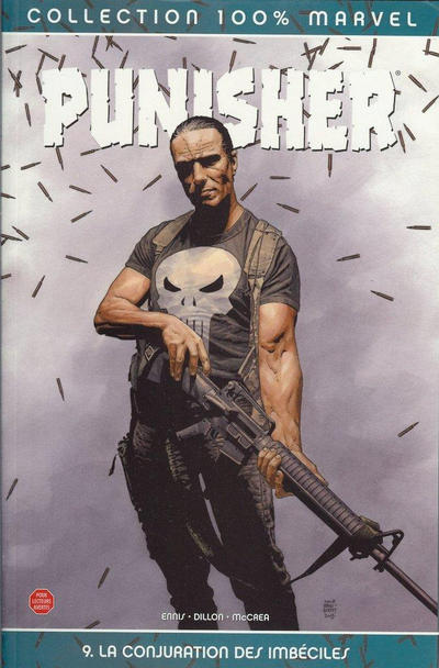 Cover for 100% Marvel : Punisher (Panini France, 2000 series) #9