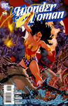 Cover Thumbnail for Wonder Woman (2006 series) #14 [Michael Golden Variant Cover]