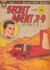 Cover for Secret Agent X9 (Yaffa / Page, 1963 series) #22
