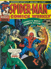 Cover for Spider-Man Comics Weekly (Marvel UK, 1973 series) #66