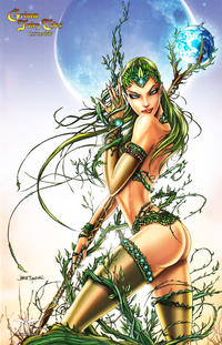 Cover Thumbnail for Grimm Fairy Tales (Zenescope Entertainment, 2005 series) #67