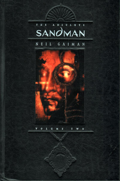 Cover for The Absolute Sandman (DC, 2006 series) #2