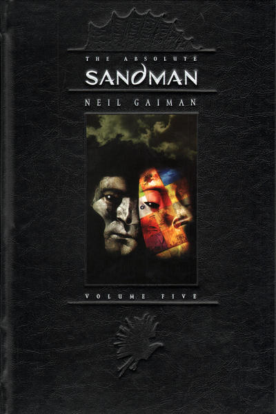 Cover for The Absolute Sandman (2006 series) #5
