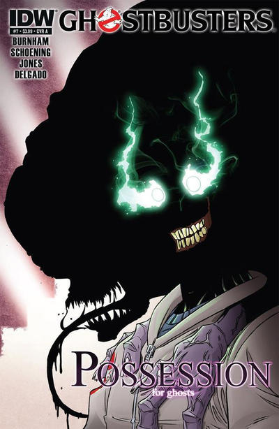 Cover for Ghostbusters (2011 series) #7
