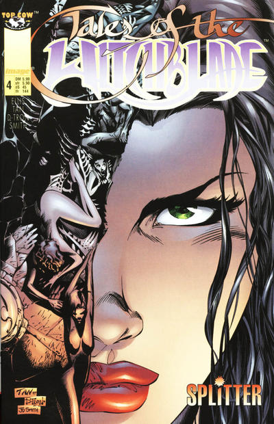 Cover for Tales of the Witchblade (1997 series) #4