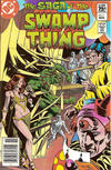Cover for The Saga of Swamp Thing (DC, 1982 series) #7 [Canadian Price Variant]