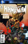 Cover for The Savage Hawkman (DC, 2011 series) #7
