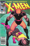 Cover Thumbnail for The Uncanny X-Men (1981 series) #177 [Canadian variant]