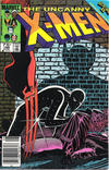 Cover Thumbnail for The Uncanny X-Men (1981 series) #196 [Canadian variant]