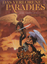 Cover Thumbnail for Das verlorene Paradies (Splitter Verlag, 2006 series) #1