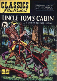 Cover Thumbnail for Classics Illustrated (Gilberton, 1948 series) #15
