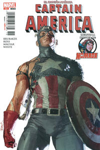 Cover Thumbnail for El Capitán América, Captain America (Editorial Televisa, 2009 series) #20