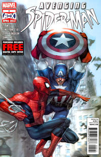 Cover Thumbnail for Avenging Spider-Man (Marvel, 2012 series) #5