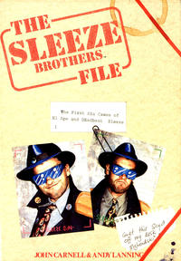 Cover Thumbnail for The Sleeze Brothers File (Marvel, 1990 series)