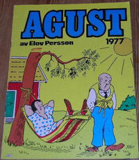 Cover Thumbnail for Agust [julalbum] (Semic, 1972 ? series) #1977