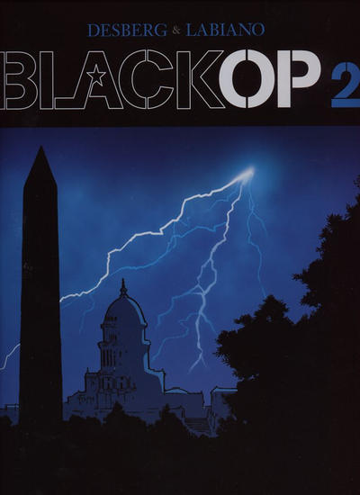 Cover for Black Op (2006 series) #2