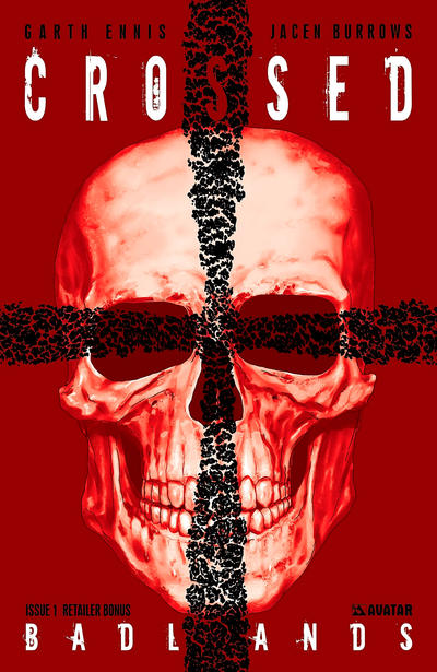 Cover for Crossed Badlands (2012 series) #1