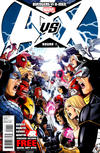 Cover for Avengers Vs. X-Men (2012 series) #1