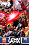 Cover Thumbnail for Avengers vs. X-Men (2012 series) #0 [Variant Wraparound Cover by Jim Cheung]