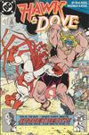 Cover for Hawk and Dove (DC, 1989 series) #5 [Direct Market Edition]