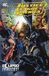Cover for Justice League of America Sonderband (Panini Deutschland, 2007 series) #16