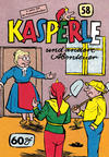 Cover for Kasperle (Zauberkreis Verlag, 1958 series) #58