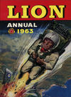Cover for Lion Annual (Fleetway Publications, 1954 series) #1963
