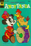 Cover for Walter Lantz Andy Panda (Western, 1973 series) #1 [Whitman]