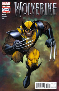 Cover Thumbnail for Wolverine (Marvel, 2010 series) #302