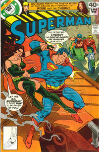 Cover Thumbnail for Superman (DC, 1939 series) #336 [Whitman Variant]