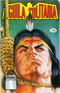 Cover Thumbnail for Aguila Solitaria (Editora Cinco, 1976 ? series) #759