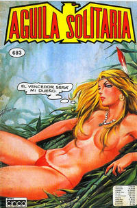 Cover Thumbnail for Aguila Solitaria (Editora Cinco, 1976 ? series) #683