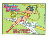 Cover Thumbnail for Wonder Woman [Post Cereals Mini-Comic] (DC, 1979 series)
