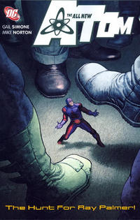 Cover Thumbnail for The All-New Atom: The Hunt for Ray Palmer (DC, 2008 series) #[nn]