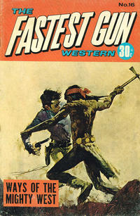 Cover Thumbnail for The Fastest Gun Western (K. G. Murray, 1972 series) #16