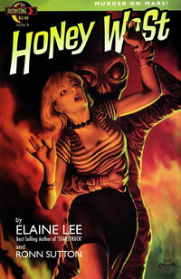 Cover for Honey West (Moonstone, 2010 series) #5