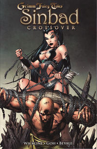 Cover Thumbnail for Grimm Fairy Tales Sinbad Crossover (Zenescope Entertainment, 2012 series)