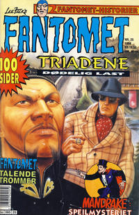 Cover Thumbnail for Fantomet (Semic, 1976 series) #25/1994