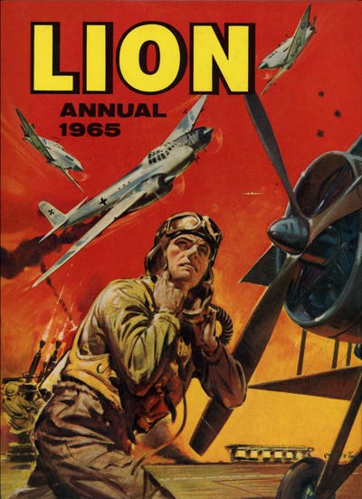 Cover for Lion Annual (1954 series) #1965
