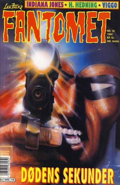 Cover for Fantomet (1976 series) #18/1994