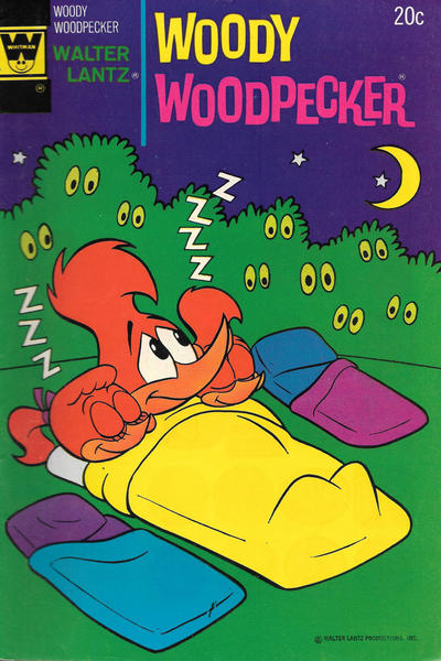 Cover for Walter Lantz Woody Woodpecker (Western, 1962 series) #133