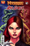 Cover for Witchblade / Red Sonja (Dynamite Entertainment, 2012 series) #2