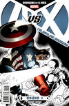 Cover Thumbnail for Avengers vs. X-Men (2012 series) #1 [Team Avengers Variant Cover by Ryan Stegman]