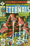 Cover Thumbnail for The Eternals (1976 series) #10 [Whitman Edition]