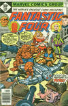Cover for Fantastic Four (Marvel, 1961 series) #180 [Whitman Edition]