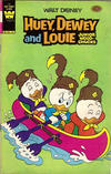 Cover for Walt Disney Huey, Dewey and Louie Junior Woodchucks (Western, 1966 series) #67 [40-Cent Variant]