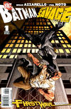 Cover Thumbnail for Batman / Doc Savage Special (2010 series) #1 [Rags Morales Variant Cover]